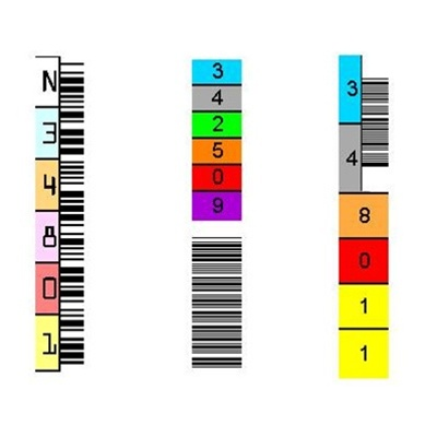 3590 Tape Labels