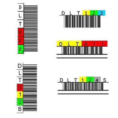 DLT Tape Labels