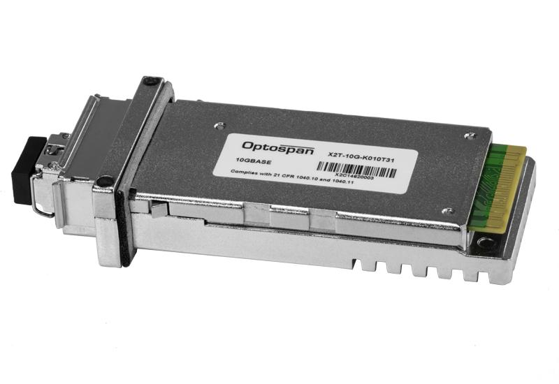 X2 CWDM 80 km transceiver | 10G ZR Ethernet