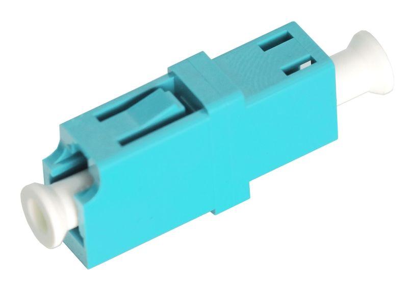 Fiber Optic Adapter LC Multimode (OM3/OM4) Simplex No Flange