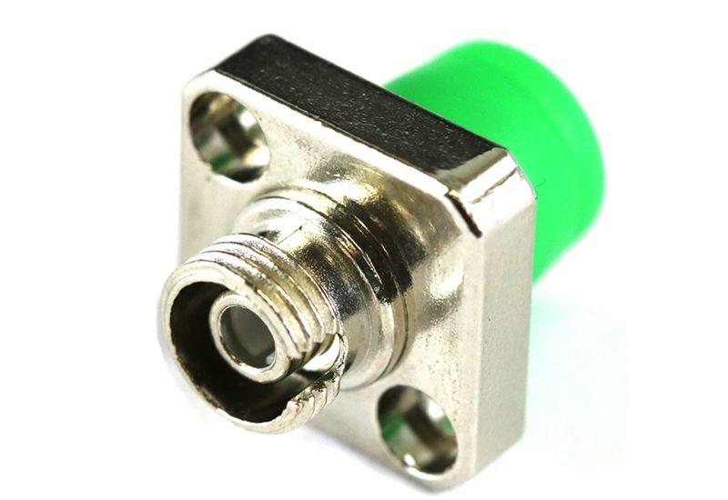 Fiber Optic Adapter FC APC Multimode Simplex No Flange