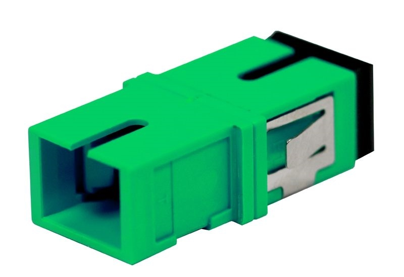 Fiber Optic Adapter SC APC Single-mode Simplex No Flange