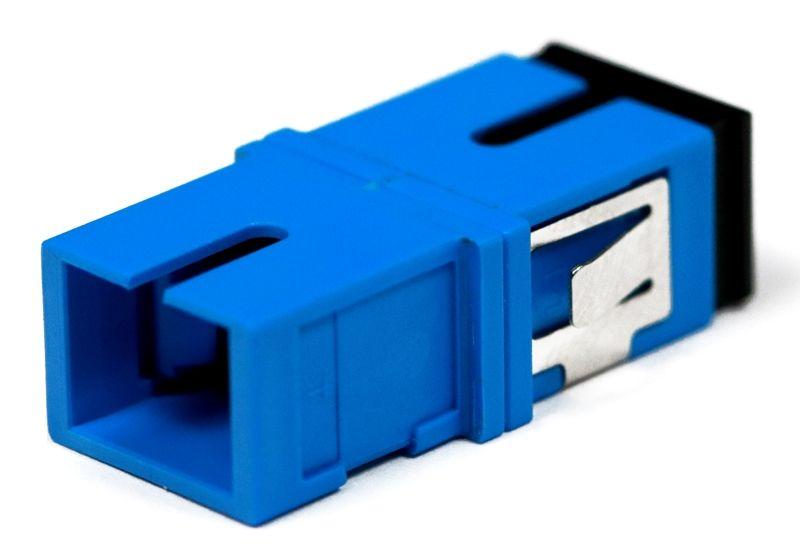 Fiber Optic Adapter SC Single-mode Simplex No Flange