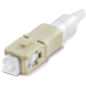 SC Field Installable Connector Multimode (OM1) (12-Pack)