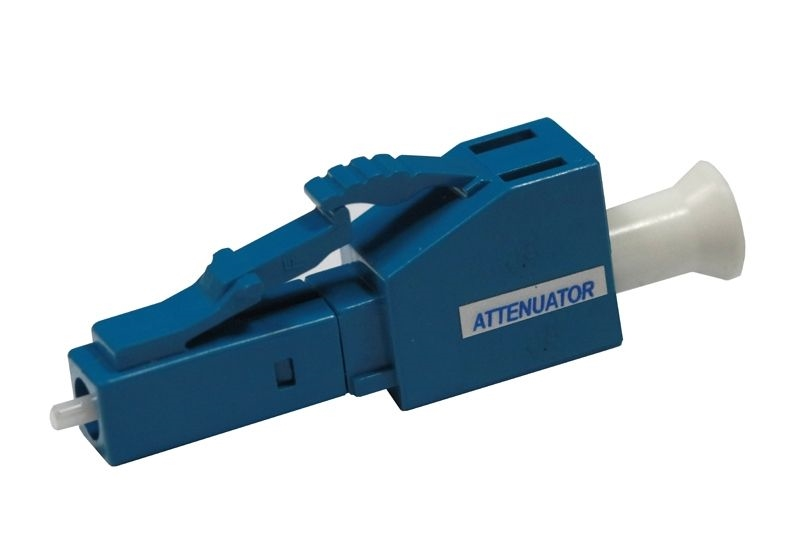 Fiber Optic Attenuator LC 20dB Single-mode