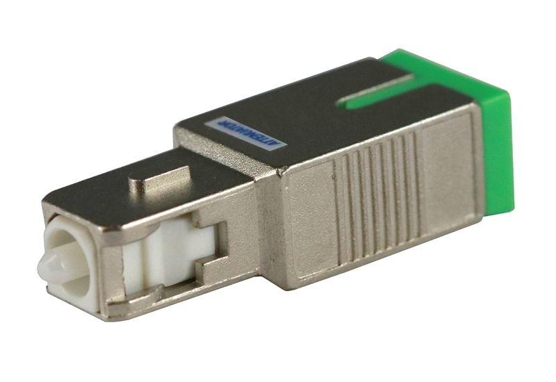 Fiber Optic Attenuator SC APC 7dB Single-mode