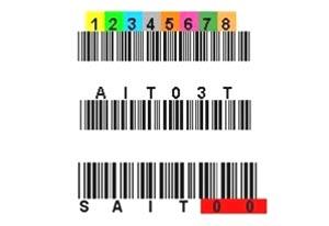 AIT and SAIT Tape Labels
