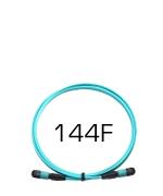 144 Fiber Plenum MTP Elite
